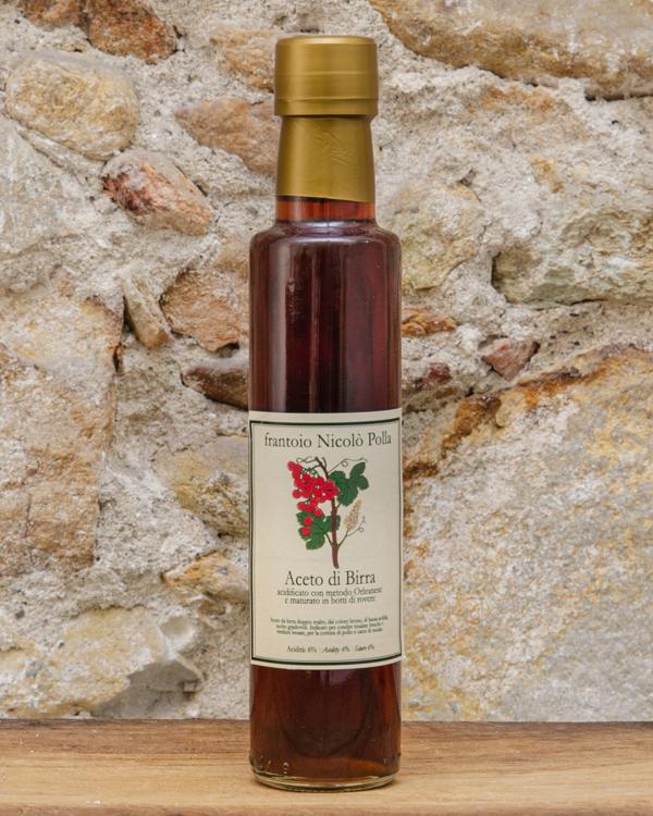 Picture of Beer Vinegar Oleificio Polla