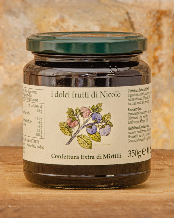 Picture of Blueberry Jam