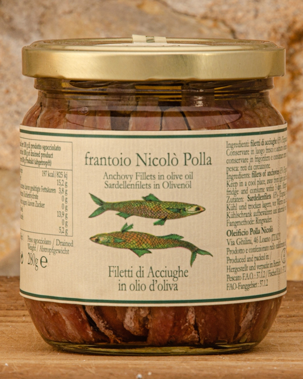 Picture of Anchovy Fillets 400g