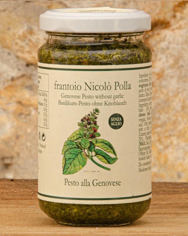Immagine di Pesto alla Genovese senza Aglio 170g
