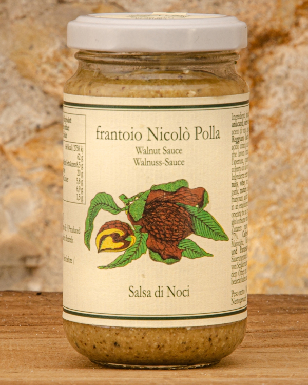 Picture of Walnut Pasta Sauce 170g