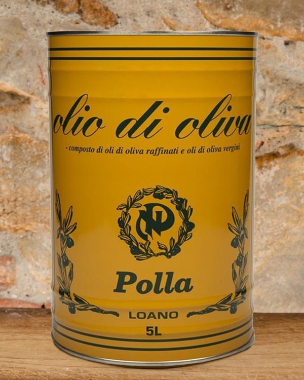 Immagine di Olio di Oliva Talea con 35% Extravergine