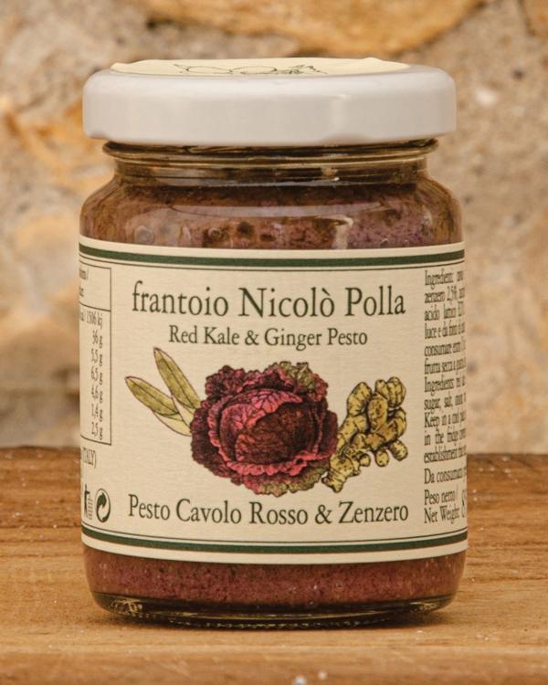 Immagine di Pesto di Cavolo Rosso 85g