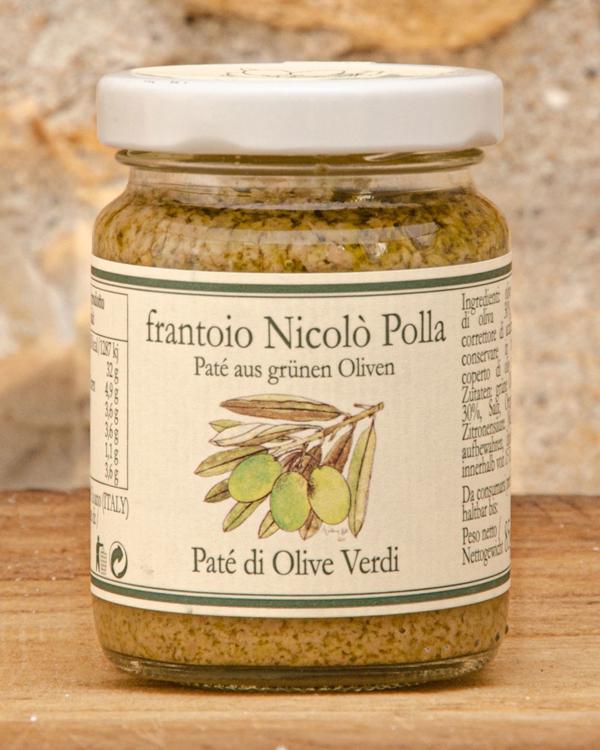 Immagine di Pate' di Olive Verdi 85g