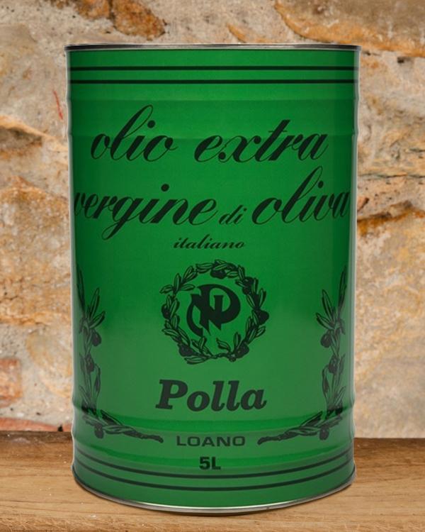 Immagine di 4 Lattine di Olio Extra Vergine di Oliva Selezione