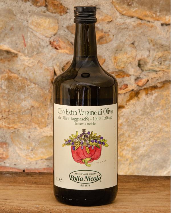 Immagine di 6 bottiglie di Olio Extra Vergine Taggiasco