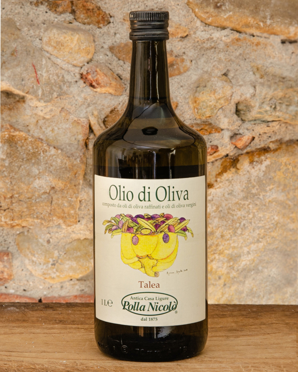 Immagine di 6 Bottiglie di Olio di Oliva Talea con 35% di Extravergine
