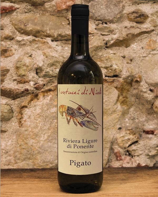 Immagine di Vino Pigato d.o.c. 0.75L