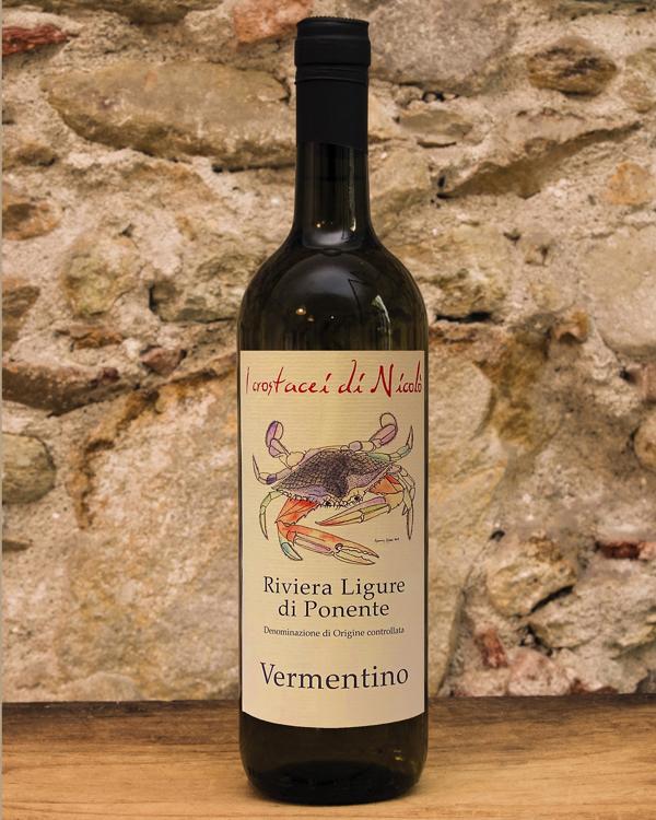 Immagine di Vino Vermentino d.o.c. 0.75L