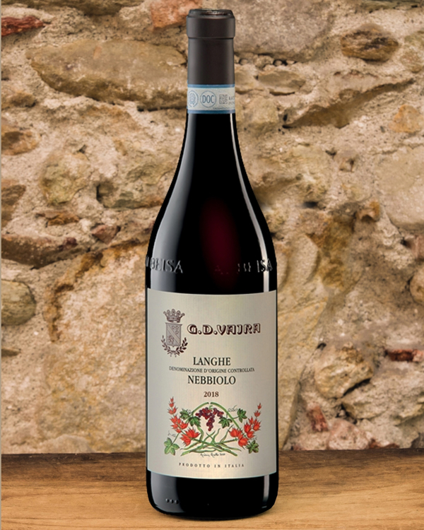 Picture of Langhe Nebbiolo  2018 0.75L