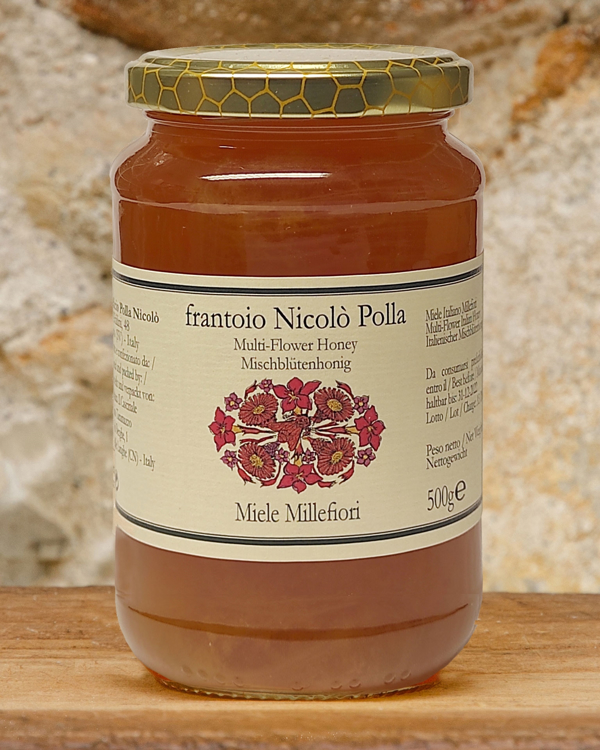 Picture of Wildflower Honey 500g